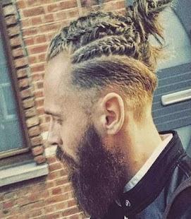 Long Haircut For Men - náhled