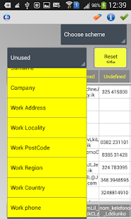 Import contacts CSV TXT XLS - Apps on Google Play