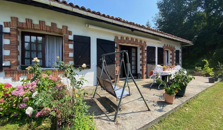 Maison avec piscine et terrasse Pouillon