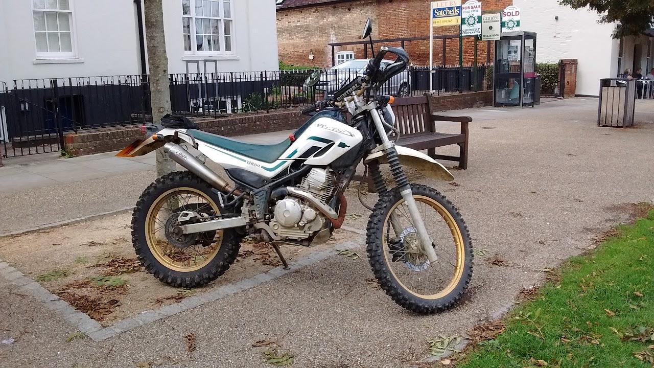 Yamaha 2007 Serow                 XT 250