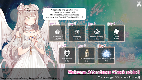 The Celestial Tree VIP Screenshot