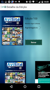 MundoAgro Editora- screenshot thumbnail