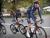 Martin, Carlström en Adams blikken vooruit op seizoen met Froome in hun ploeg