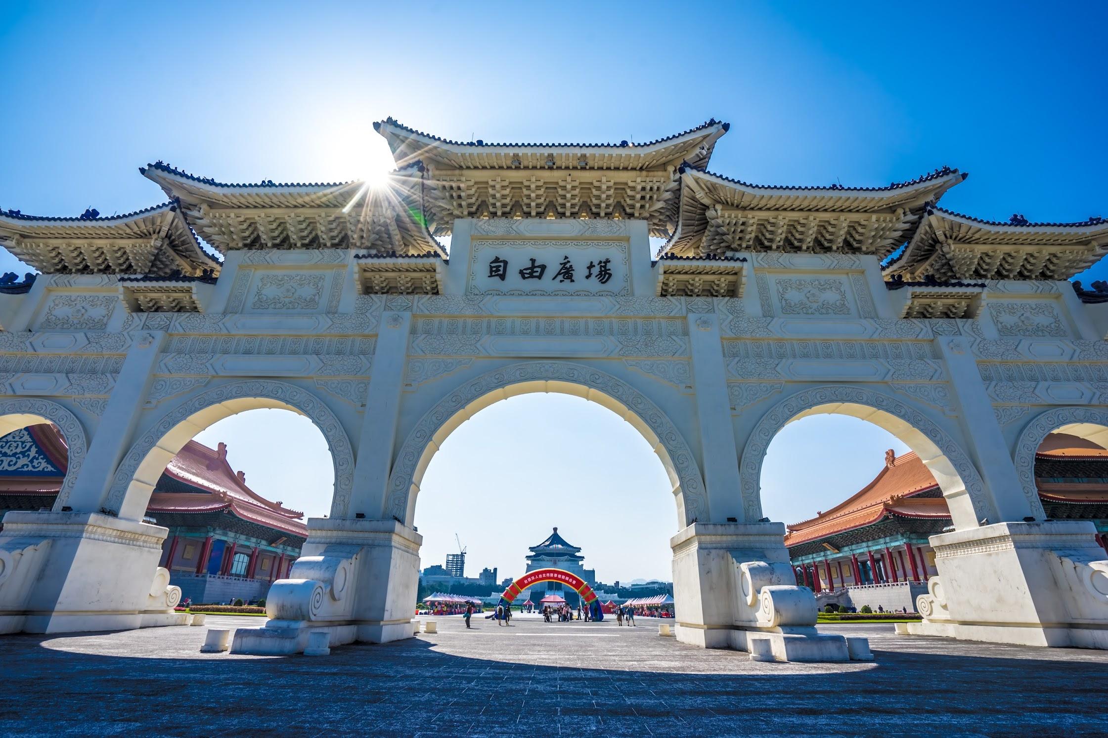 台北 中正紀念堂1