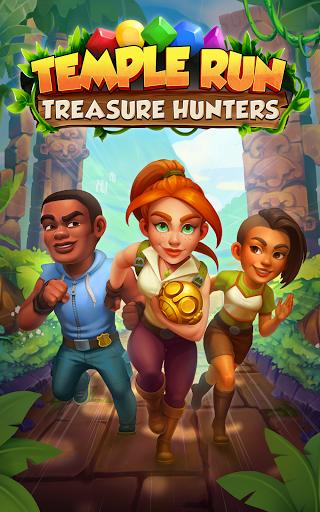 Temple Run: Treasure Hunters 3.4.7109 screenshots 1
