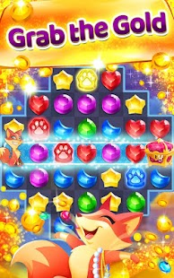 Genies & Gems - Jewel & Gem Matching Adventure Screenshot