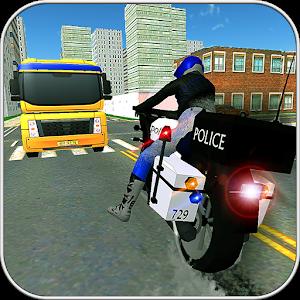 US Police Bike Chase Bitcoin Robber