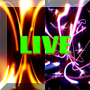 3D Light Effects LWP Background Pro icon