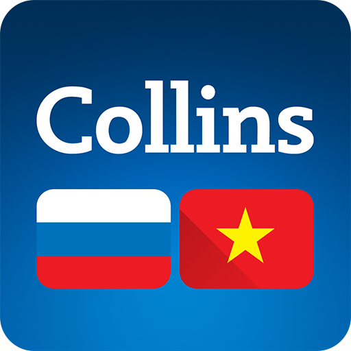 Collins Vietnamese<>Russian Dictionary Icon
