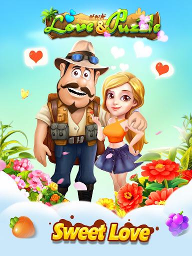 Love & Puzzle screenshot 1