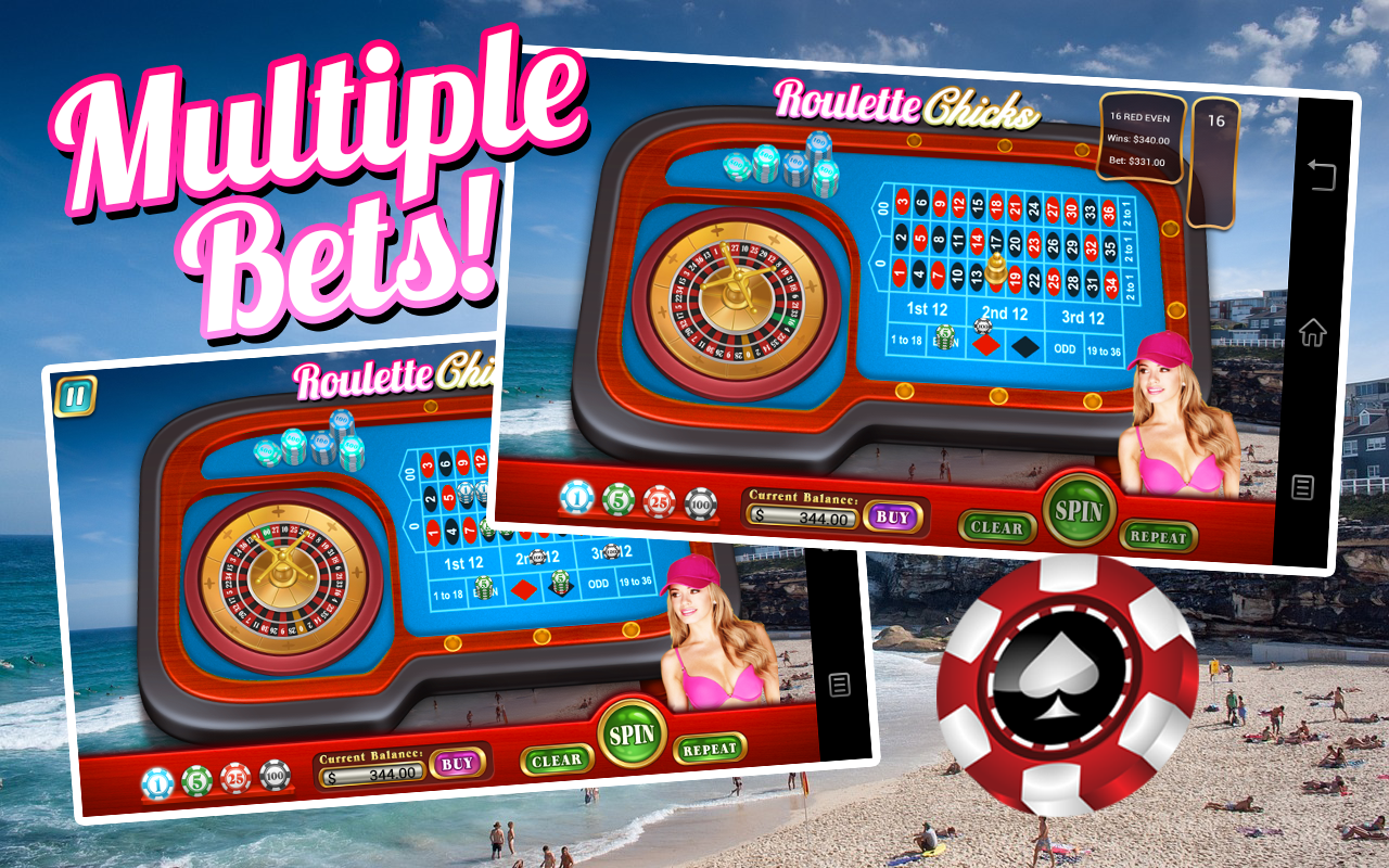 Roulette girl android