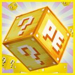 Lucky Blocks Mod for MCPE Icon
