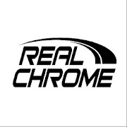 REAL CHROME SPRAY ON CHROME