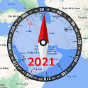Compass Maps - Directional Compass icon