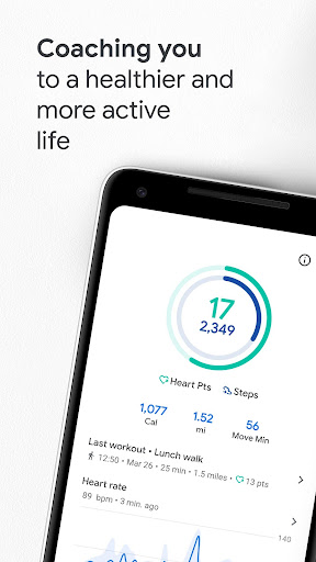 Google Fit: Health and Activity Tracking Apk 1