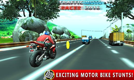 Traffic-Moto-Racer-Stunt-Rider