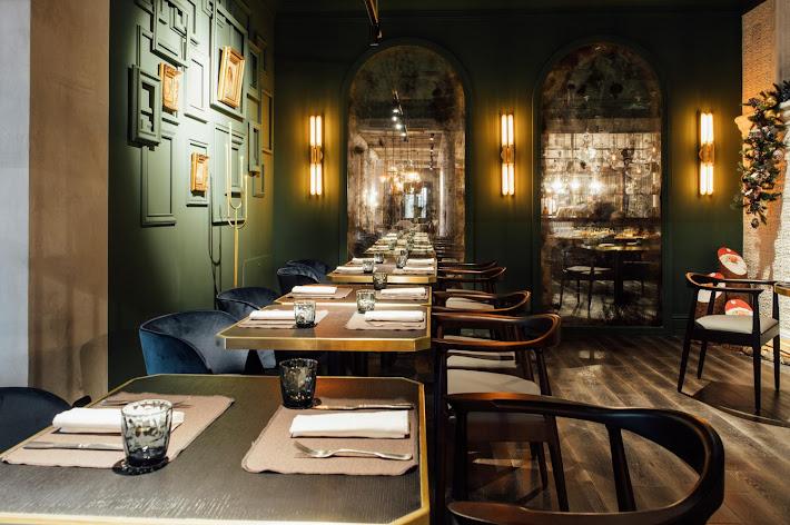 Фото №10 зала Ресторан «Гроза»