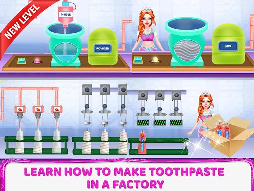 Princess Tooth Dentist Surgery modavailable screenshots 19