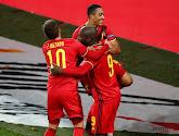De Rode Duivels spelen de Final Four van de Nations League na winst tegen Denemarken