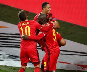 Deux Diables Rouges parmi les nommés pour l'Equipe de l'Année de l'UEFA