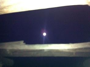 Photo: Una luna increible...