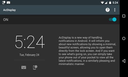 AcDisplay screenshot 7
