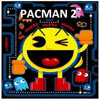 Pac Man 2 Maze Offline Game Free