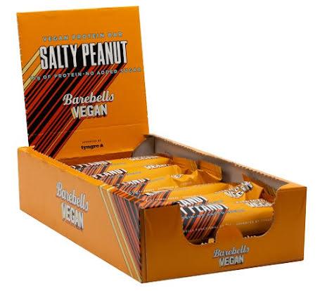 Barebells Vegan Bar Salty Peanut 55g - 1st