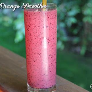 Berry Orange Smoothie