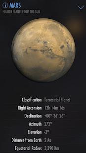 get description of planets in skyview premium apk