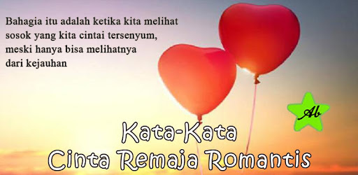 Kata Kata Cinta Remaja Romantis Apps On Google Play