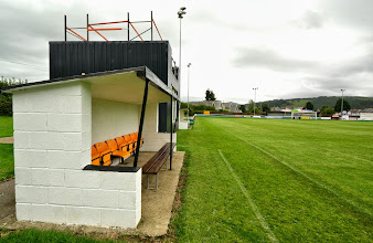 Photo: 13/09/13 - Ground photos taken at Maes Tegid home of Bala Town FC (Welsh Premier League) - contributed by Andy Gallon