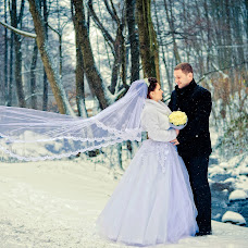 Wedding photographer Mikhail Chalovka (uzuMA). Photo of 22.02.2014