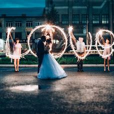 Wedding photographer Kseniya Romanova (romanova). Photo of 06.11.2017