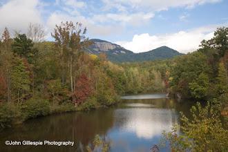Photo: Tablerock Mountain & Lake - Fall - 10-09 -  Photo Courtesy of John Gillespie Photography- ~ http://www.JohnGillespiePhoto.com ~