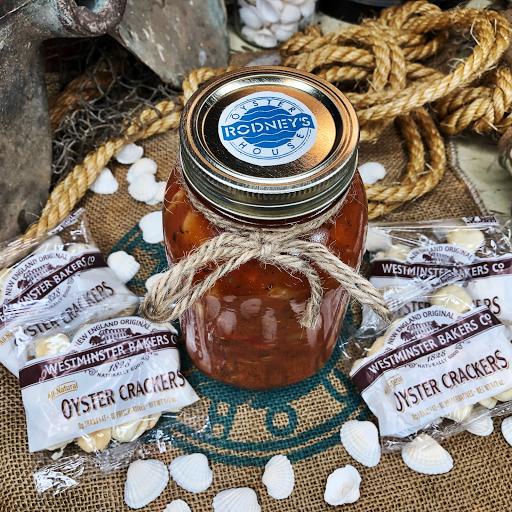 Mason Jar Manhattan Chowder - COLD