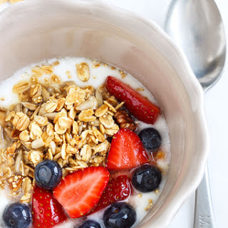 Granola Berry Breakfast Bowl