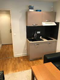 Studio meublé 14,47 m2