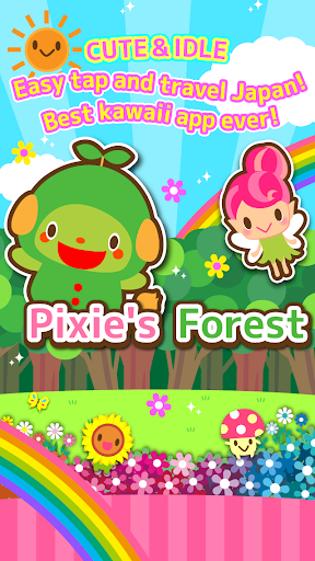 Pixie's Forest idle clicker