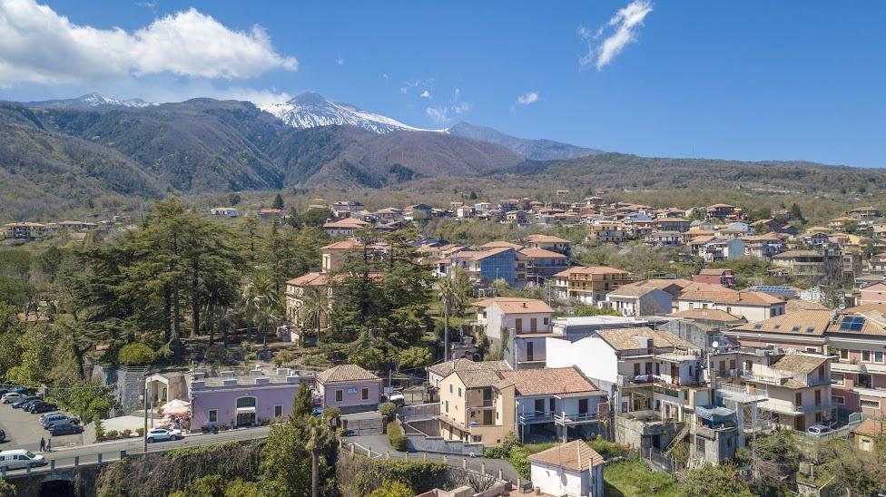 Zafferana Etnea, Sycylia, Włochy