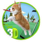 3D Cute Puppies & Dog Animated Live Wallpaper