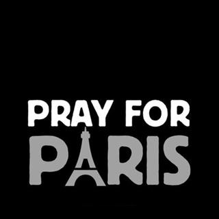 Pray For Paris Watch Face