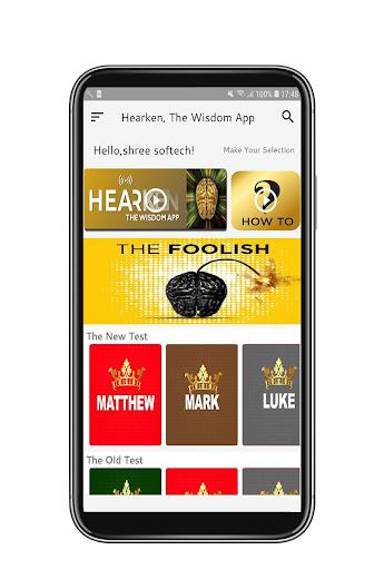 Hearken screenshot 3