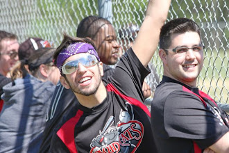 Photo: The Hotlanta Softball League opened its 32nd season on March 25 with a full schedule of games at the West Metro Atlanta Softball Complex. View the full photo album: http://projectqatlanta.com/news_articles/view/Hotlanta_Softball_throws_opening_pitch_photos?gid=10603