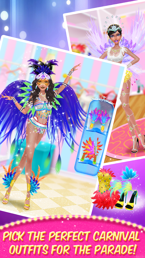 Carnival Girls - Festival 2016- screenshot