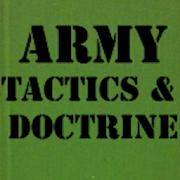 Army Tactics & Doctrine  Icon
