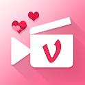 Vizmato – Video Editor & Slideshow maker! icon