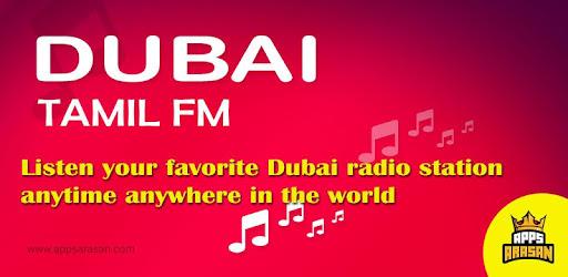 Dubai Tamil FM Online Songs Dubai Radio Stations - App su