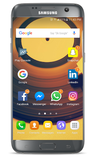 J7 Prime launcher 1.3.9 screenshots 8