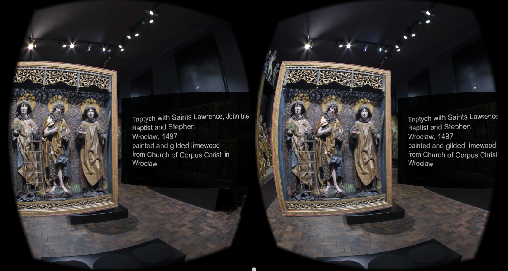 NMW VR Medieval Art- screenshot
